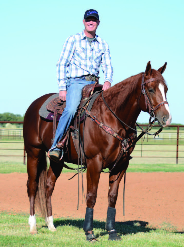 how to start training a horse for barrel racing